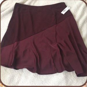 Worthington women's asymmetrical skirt